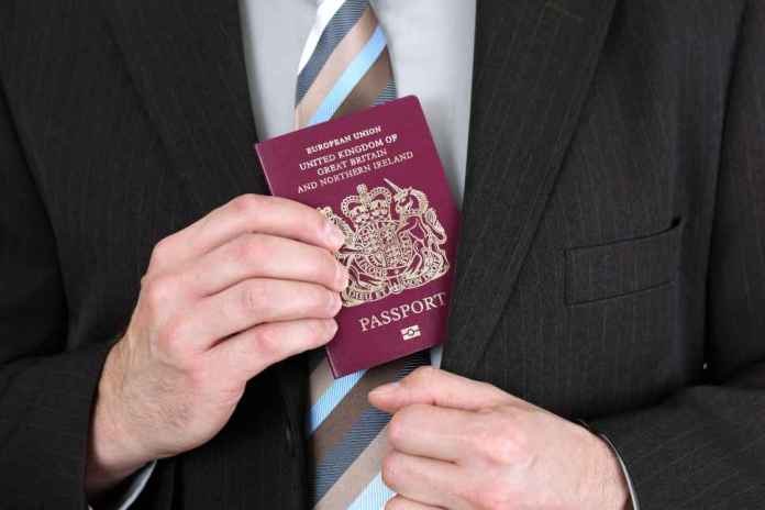 cost of british passport set to rise iexpats. Black Bedroom Furniture Sets. Home Design Ideas