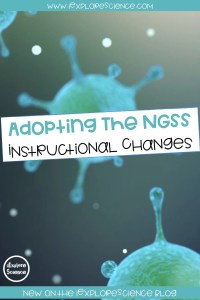 Teach The NGSS: Adopting NGSS Instructional Strategies