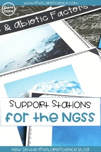 NGSS Support Stations: Better Than Sliced Bread