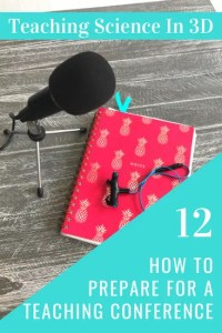 S2E012 How To Prepare For A Teaching Conference