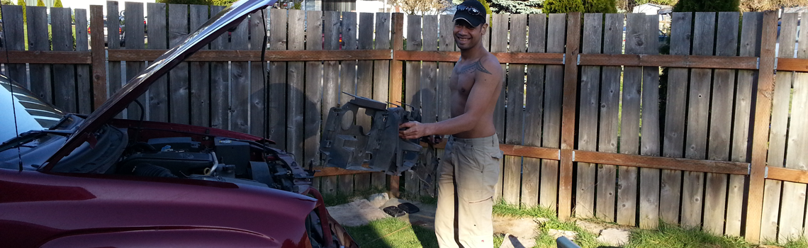 Micronesian Mechanic for Hire