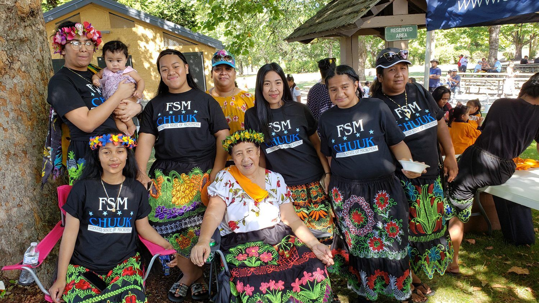 Kulo, Kamagar, Kalahngan and Kinisou Chapur FSMers