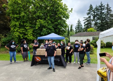 July 2nd of 2020 Pacific Islander Community Association Gallery of Volunteers