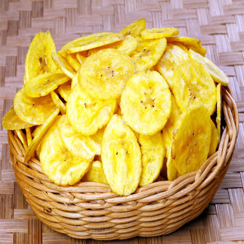 Crunchy Banana Chips at Home!!, sahgari food,  vrat recipe,  recipe,  crunchy banana chips at home