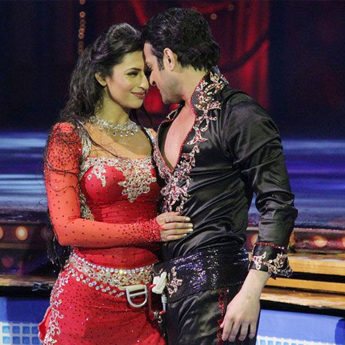 Divyanka And Karan Win Best Jodi Award