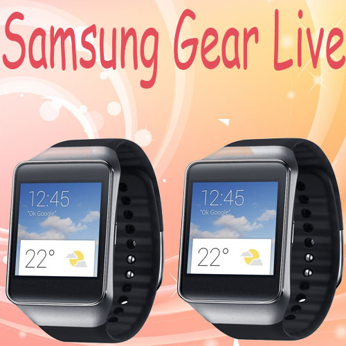Samsung Gear Live now available in India