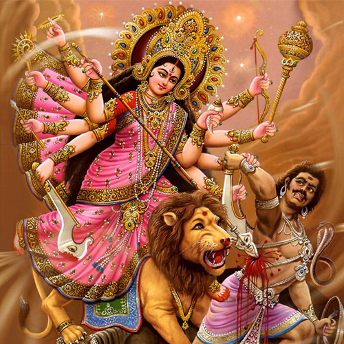 Significance of Durga Puja on Navratri