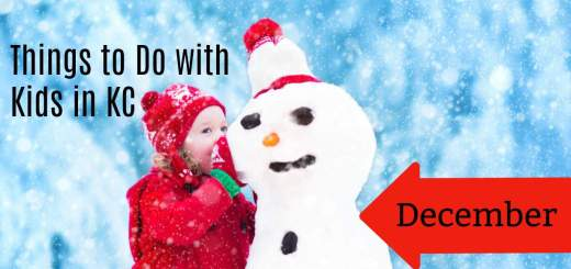 December Kids Events in Kansas City