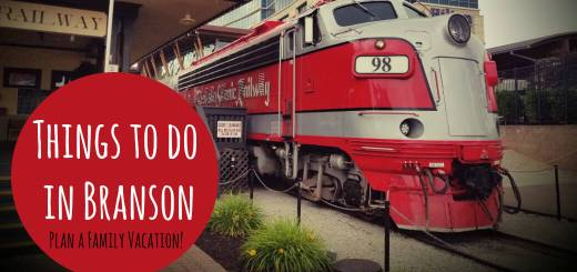 Things to do in Branson MO for Family Vacation
