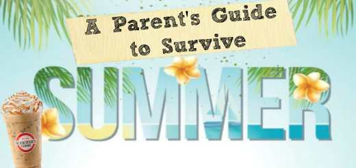 summer survival guide for moms