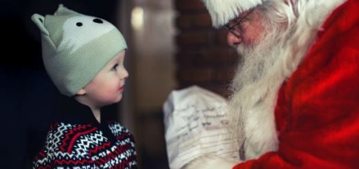 What to Do when kid doesn't believe in santa