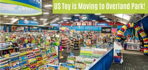 US Toy Kansas City Moving Sale