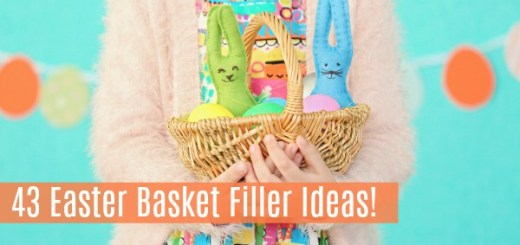 43 Easter Basket Filler Ideas