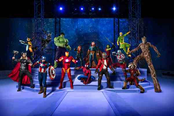 Marvel Universe Live Kansas City