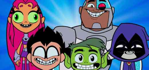 Teen Titans Go Movie Review