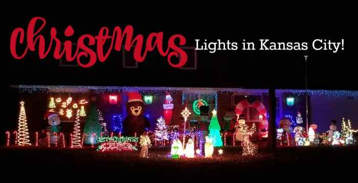 2018 Holiday Lights In Kc Guide Where To See Christmas Lights Near Me