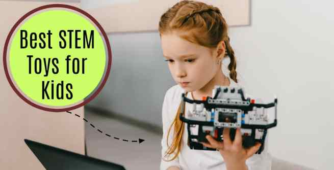 Best STEM Toys for Kids