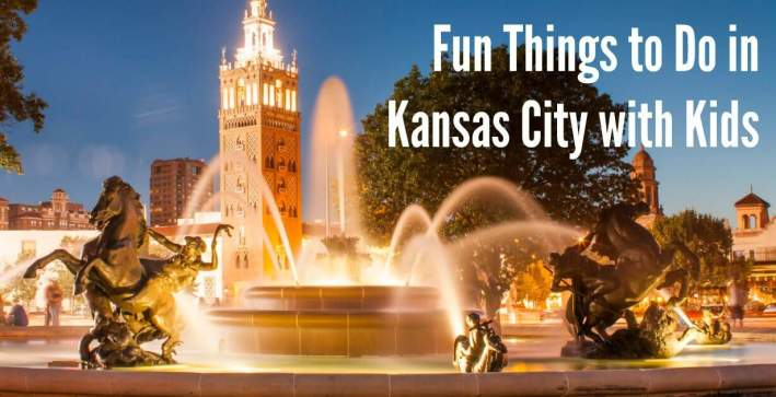 Fun things to do in Kansas City with kids