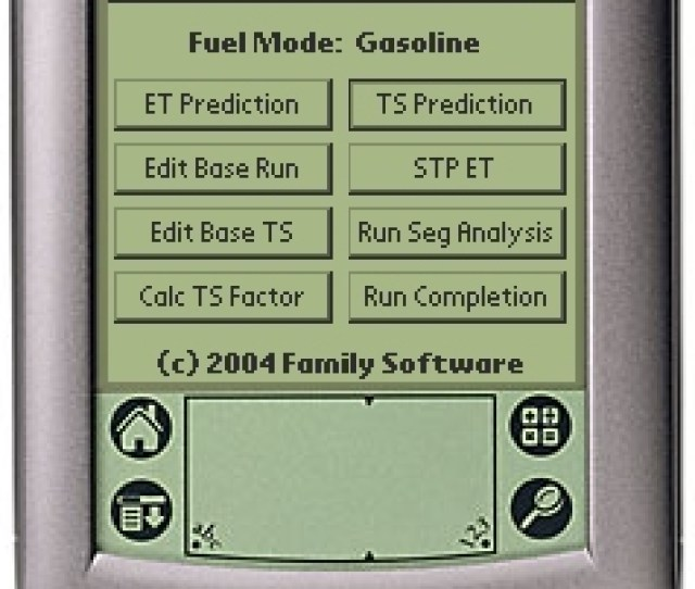 Family Software Et Predictor Ii Software Palm Os 4 1