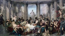 Thomas Couture, Romans during the Decadence