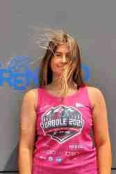 🇮🇹2021 IFCA Junior Girl Slalom Vice World Champion