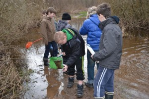Activité de l'Atelier Vert auprès des jeunes