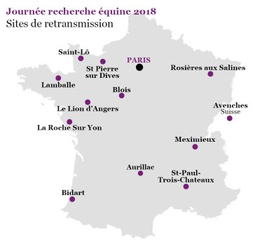 DIF carte retransmission JRE 2018