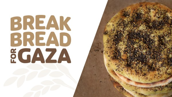 IF Charity - Break Bread for Gaza