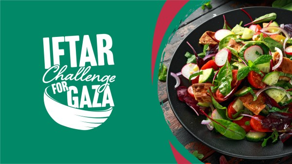 IF Charity - Iftar Challenge for Gaza