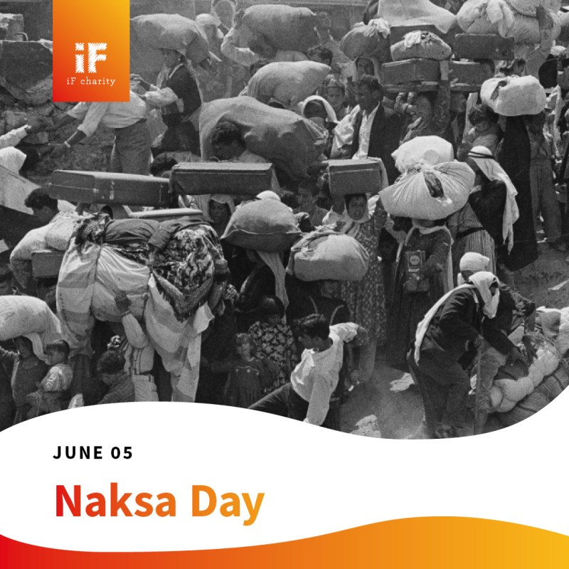 iF Charity_Naksa Day