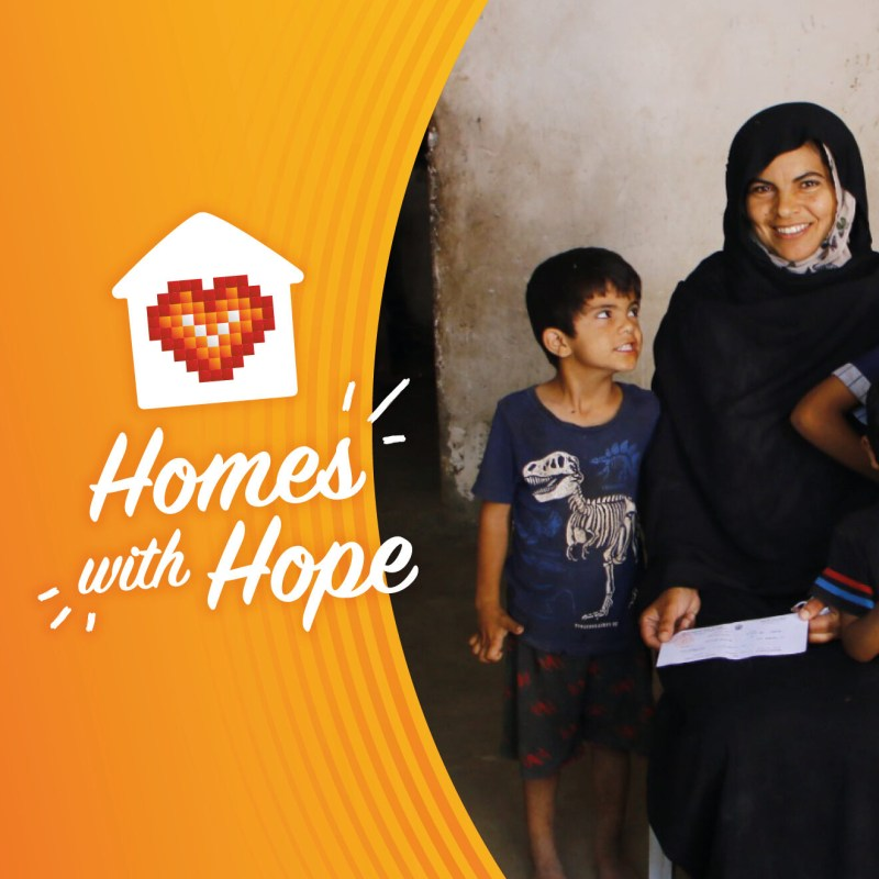 iF Homes with Hope Web Banner 2