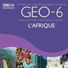 GEO6-Afrique