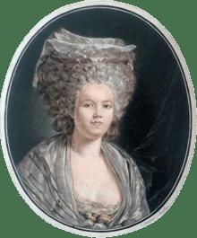 Rose de Bertin ou le début du relooking
