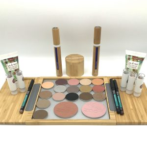 kit de maquillage relooking ZAO Make Up