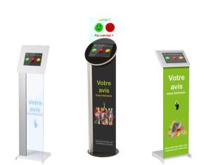 Our kiosks