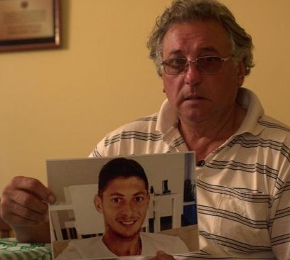 Emiliano Sala's father dies of heart attack 3 months after his son died in a plane crash
