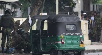 Fresh Explosions in Sri Lanka as soldiers battle suspects at 'suicide vest factory'