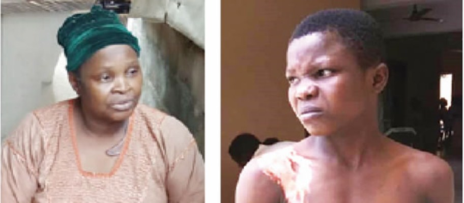 Woman pours hot water on 14-year-old cousin in Lagos