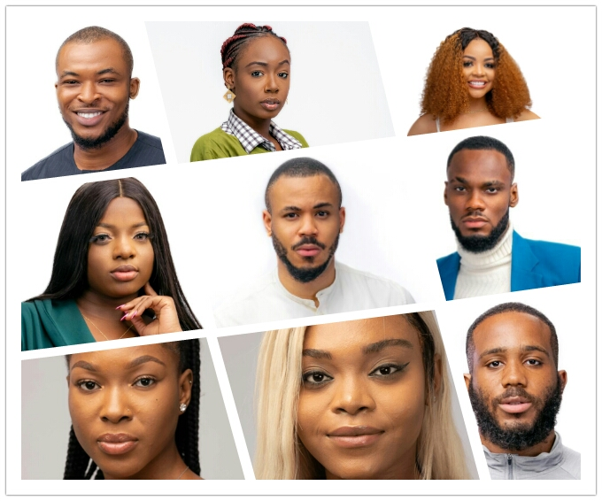 #BBNaija2020: Meet the 20 housemates for the fifth season (Photos)