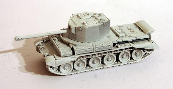 British Challenger A30 Tank Flames Of War Jimbo S