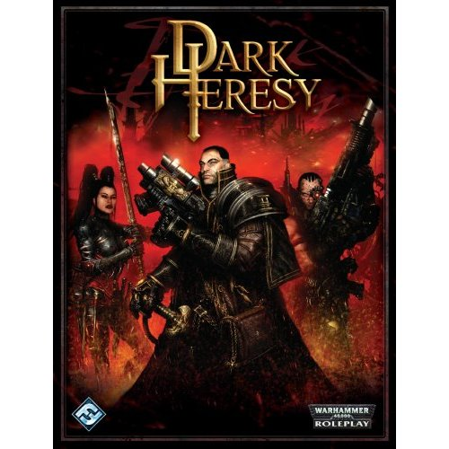 Dark Heresy Rulebook