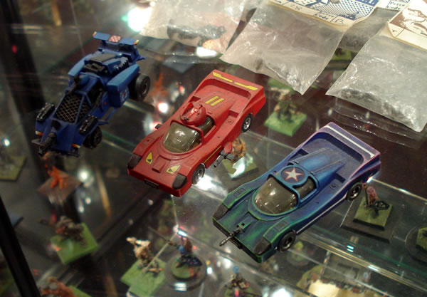 Dark Future Cars