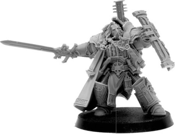 Forge World Inquisitor