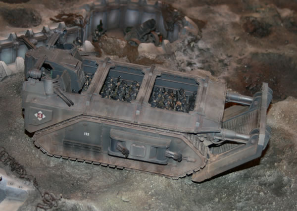 Death Korps of Krieg Gorgon