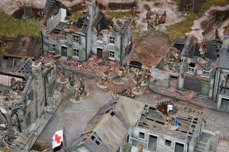 World War One Ruined Village