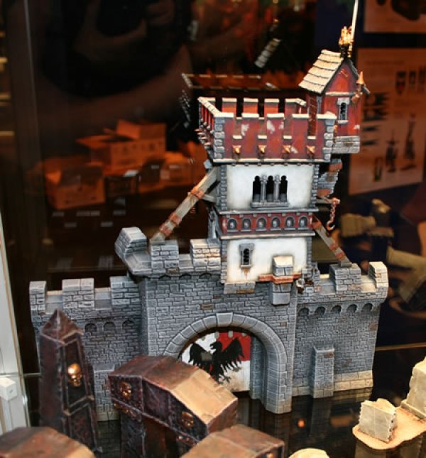 Warhammer Gate House