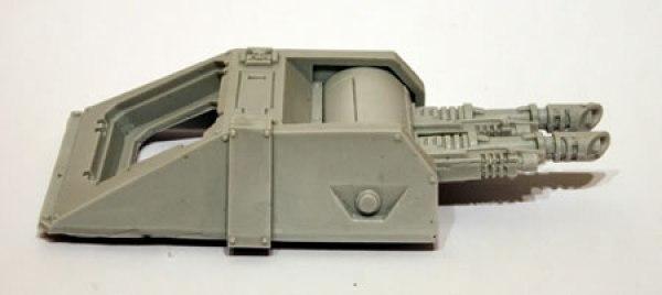 Mark IIb Land Raider Sponson