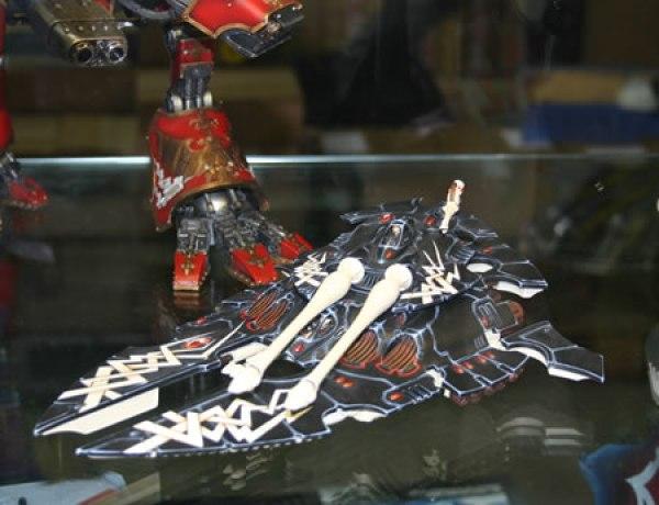 Eldar Scorpion Type II