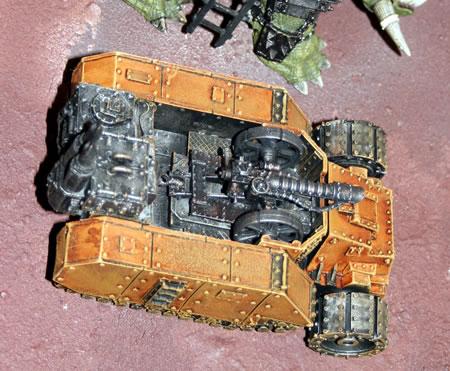 Forge World Ork Gunwagon