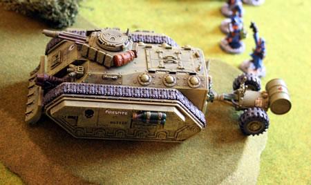Imperial Guard Hellhound